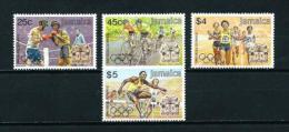 Jamaica  Nº Yvert  716/9  En Nuevo - Jamaica (1962-...)