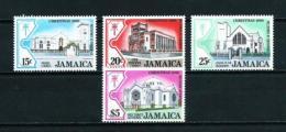 Jamaica  Nº Yvert  500/3  En Nuevo - Jamaica (1962-...)