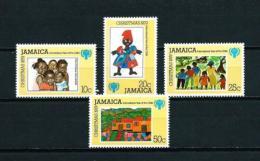 Jamaica  Nº Yvert  470/3  En Nuevo - Jamaica (1962-...)