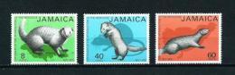 Jamaica  Nº Yvert  374/6  En Nuevo - Jamaica (1962-...)