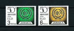 Jamaica  Nº Yvert  284/5  En Nuevo - Jamaica (1962-...)