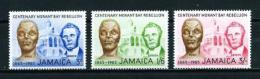 Jamaica  Nº Yvert  251/3  En Nuevo - Jamaica (1962-...)