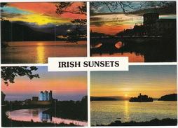 Irish Sunsets - (John Hinde Original) -  (Ireland) - Ohne Zuordnung