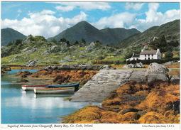 Sugarloaf Mountain From Glengariff, Bantry Bay, Co. Cork - (John Hinde Original) -  (Ireland) - Cork