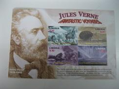 Liberia Culture Jules Verne - Kulturen