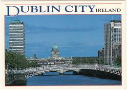 Dublin City - (John Hinde Original) -  (Ireland) - Dublin