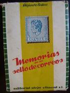PEQUEÑO LIBRO DE LAS - MEMORIAS DE UN SELLO DE CORREOS - VER FOTOS INTERIORES - Filatelia E Historia De Correos
