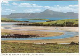 Clew Bay And Croagh Patrick From Mulrany, Co. Mayo  - (John Hinde Original) -  (Ireland) - Mayo