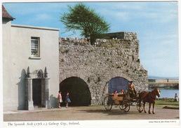 The Spanish Arch (17th C.), Galway City - (John Hinde Original) -  (Ireland) - Galway