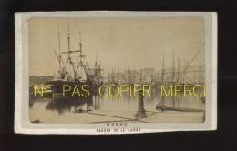 BATEAUX - VOILIERS - LE HAVRE, BASSIN DE LA BARRE - Bateaux