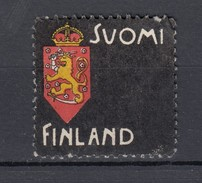 """Finnland """"Trauermarke"""" 1900 - Ungebraucht - Unused Stamps"""