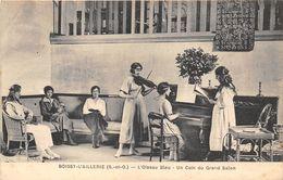 95-BOISSY-L'AILLERIE- L'OISEAU BLEU, UN COIN DU GRAND SALON - Boissy-l'Aillerie