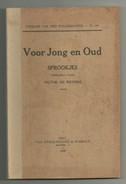 Voor Jong En Oud Sprookjes - Victor De Meyere    1926 - History