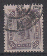 OOSTENRIJK - Michel - 1905 - Nr 129 (Zonder Gomstrepen) - Gest/Obl/Us - Usati