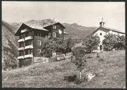 ST. NIKLAUS VS Visp Bergschule RITTINEN 1976 - VS Valais
