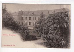 1 Cpa Carte Postale Ancienne - Epinal Ecole Normale - Epinal