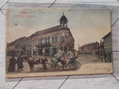 Vrsac,Versecz,1904.Litho, Banat ,Serbia,,Austria,Hungary - Serbia
