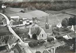 """CPSM FRANCE 37 """"Saint Etienne De Chigny, L'église"""" - Other Municipalities"""