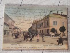 Vrsac,Versecz,1905.Litho, Banat ,Serbia,,Austria,Hungary - Serbia