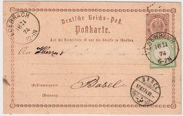 DR, 1 Kr.  Auf GSK, Ausland  , #8621 - Deutschland