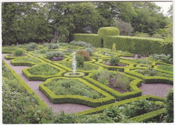 Shanagarry - The Ballymaloe Cookery School Gardens: The Herb Garden  - Co. Cork -  (Ireland) - Cork