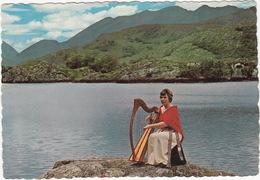 Irish Colleen & Harp - (1968)  -  (Ireland) - Ierland