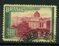 BRESIL ( POSTE ) : Y&T  N°  340  TIMBRE  TRES  BIEN  OBLITER , A VOIR . - Brésil