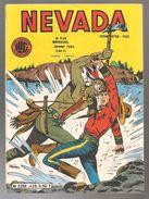 Nevada N° 438 - Editions LUG à Lyon - Janvier 1984 - Avec Le Petit Ranger Et Tumac - Neuf. - Nevada