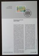 FDC Sur Document - YT N°3144 - PATRIMOINE REUNIONNAIS / SAINT PIERRE - 1998 - FDC