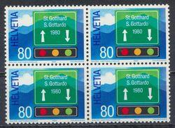 °°° SVIZZERA - Y&T N°1116 - 1980 MNH °°° - Suisse