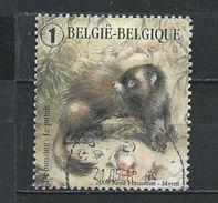 -BELGIE   GESTEMPELD  OPCB.  NR°  3834  Catw. 1.70  Euro - Used Stamps
