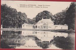 Deurne Antwerpen Anvers Kasteel Ter Rivieren Chateau Uitg. Wed. De Luyck (zeer Goede Staat) - Antwerpen