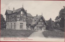 Deurne Antwerpen Anvers 1911 Villa Te Cauwelaer Lusthuis  (mini-kreukje) - Antwerpen