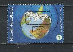 -BELGIE   GESTEMPELD  OPCB.  NR°  4018  Catw. 1.50  Euro - Used Stamps