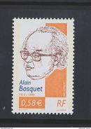 2002 - TIMBRE NEUF - Hommage à L'écrivain ALAIN BOSQUET (1919-1998) - N° YT : 3462 - France