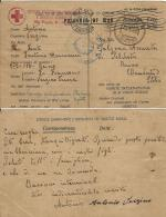 CAMPO PRIGIONIERI TRANSIT POW CAMP RAS EL TIN EGITTO 1941 X REINO - Military Mail (PM)