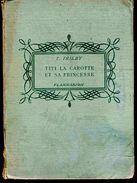 T. Trilby - Titi La Carotte Et Sa Princesse - Éditions Flammarion - ( 1955 ) . - Livres, BD, Revues