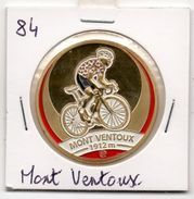 Mont Ventoux - 84 : Cyclisme, Tour De France, Maillot à Pois Du Meilleur Grimpeur (Souvenirs Et Patrimoine) - Touristiques