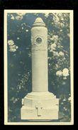 Oude God   Vieux Dieu  Carte Photo  Fotokaart  - Monument  1936 - Mortsel
