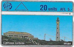 ARUBA 20 Units (409B) - Aruba