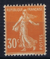 France : Yv 141   Postfrisch/neuf Sans Charniere /MNH/** - 1906-38 Semeuse Camée