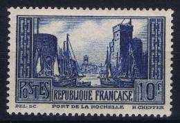 France : Yv  261 C Type II  Postfrisch/neuf Sans Charniere /MNH/** - France