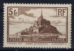 France : Yv  260  Type II Postfrisch/neuf Sans Charniere /MNH/**  1929 - France