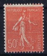 France : Yv  199 MH/* Falz/ Charniere  Pli Acordeon - 1903-60 Sower - Ligned