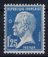 France : Yv  180 Lune Moon Dans Le Timbre  MH/* Falz/ Charniere - 1922-26 Pasteur