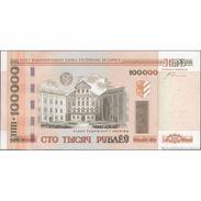 TWN - BELARUS 34b - 100000 100.000 Rublëy 2000 UNC - Belarus