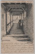 Lausanne - Künstlerkarte Meltzer - VD Vaud