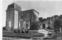 DEPT 16 : édit. Cim : Villebois La Valette Le Chateau Facade Méridionale Du Pavillon Louis XIV - Autres Communes