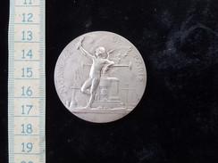 Belle Medaille, Argent Monnaie De Paris , 1900 Daniel Dupuis - Monarchia / Nobiltà
