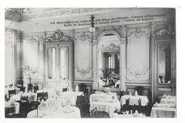 LA BOURBOULE  (cpa 63)  Salle De Restaurant Palace Hôtel - Tables De Régime -   - L 1 - La Bourboule